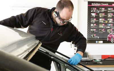 Erfolgreicher Pilotprojektabschluss bei KS Autoglas in Landsberg am Lech